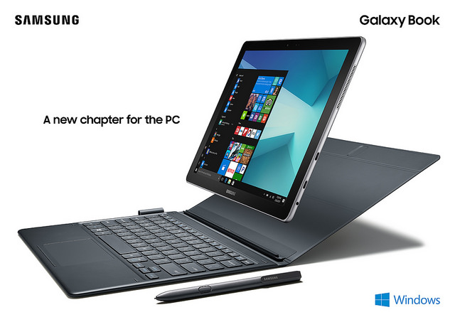 Key Difference - Galaxy Book vs Surface Pro