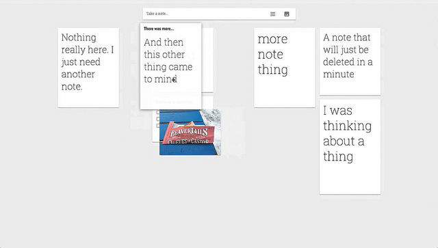Difference Between One Note Evernote and Google Keep_Figure 03