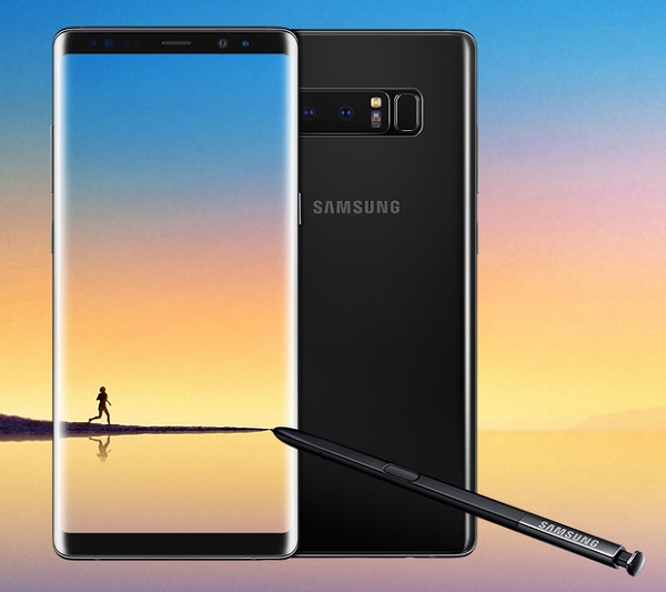 Key Difference - Apple iPhone X vs Samsung Galaxy Note 8