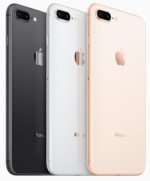 Difference Between iPhone 8 Plus and Samsung Galaxy S8