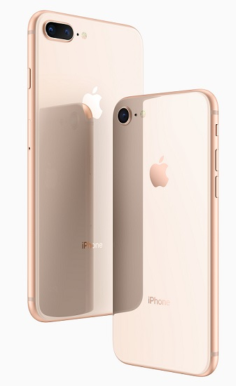 Difference Between iPhone 8 and iPhone 8 Plus_Back