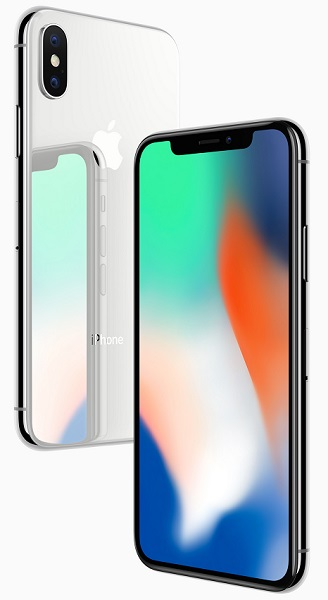 Difference between iPhone 8 and iPhone X