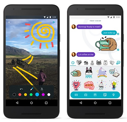 Difference Between Google Allo and Google Assistant