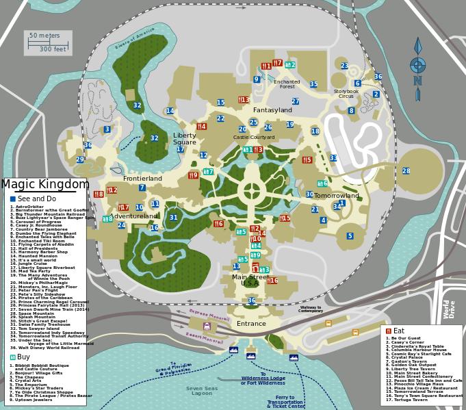 Difference Between Magic Kingdom and Animal Kingdom - 3
