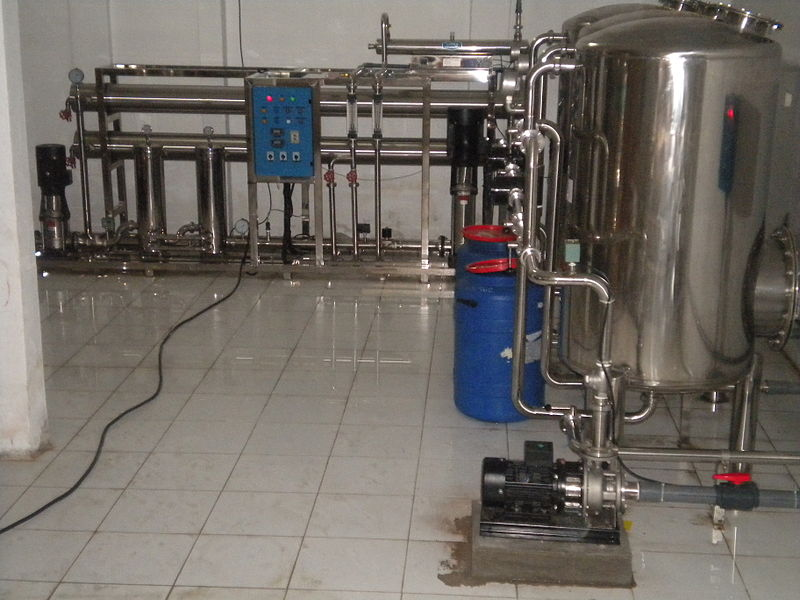 Key Difference Between Ultrafiltration and Reverse Osmosis
