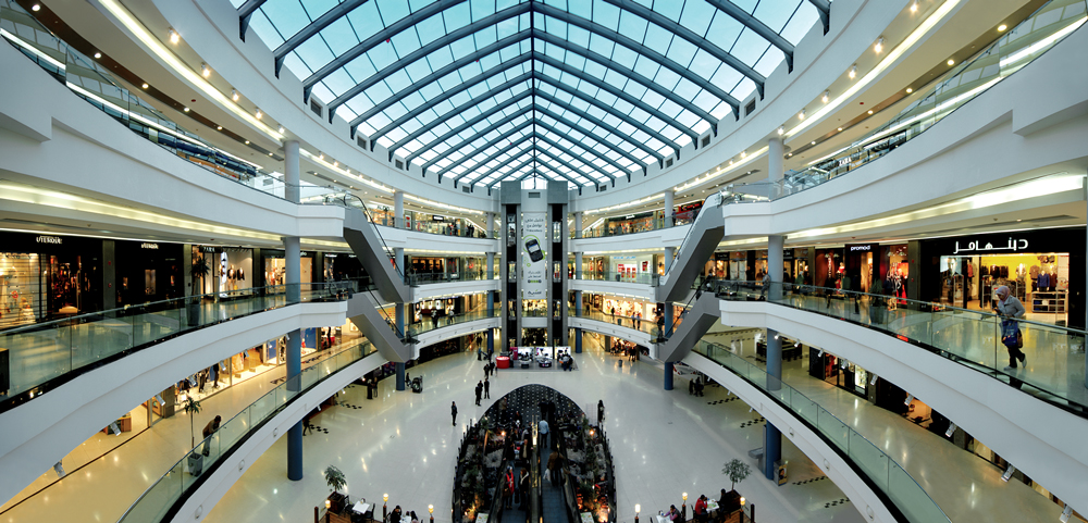 Key Difference Between Mall and Shopping Center
