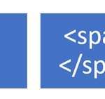 Difference Between div and span