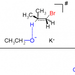 Difference Between E1 and E2 Reactions