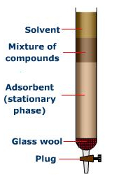 Key Difference Between Paper Thin Layer and Column Chromatography