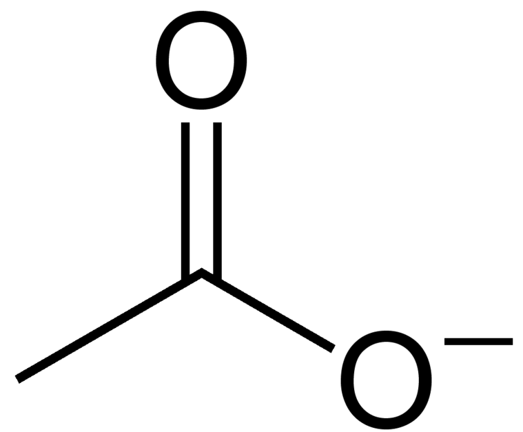 Key Difference - Acetic Acid vs Acetate