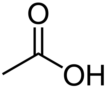 Difference Between Acetic Acid and Acetate