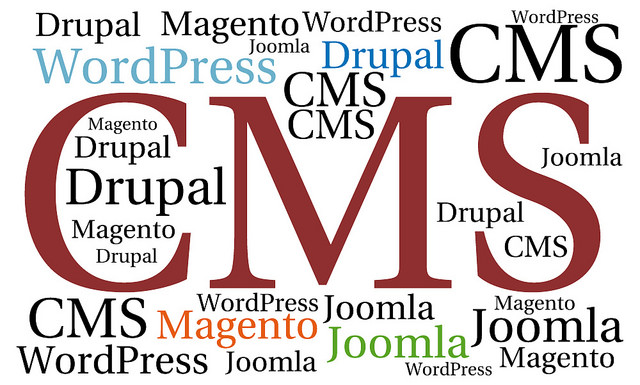 Difference Between CMS and Framework