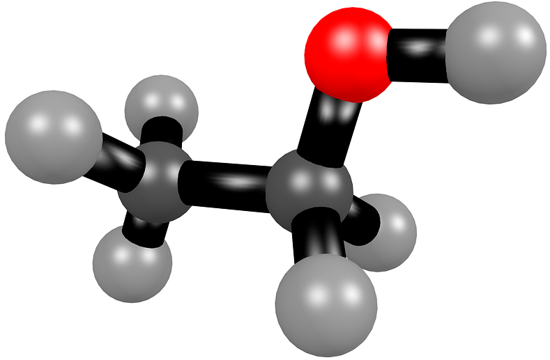 Difference Between Ethanol and Dimethyl Ether