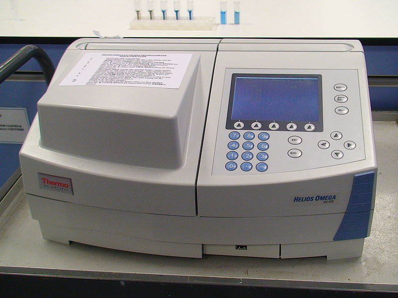 Difference Between UV and Visible Spectrophotometer