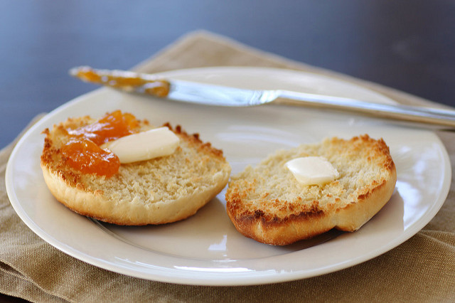 Key Difference Between Crumpets and English Muffins