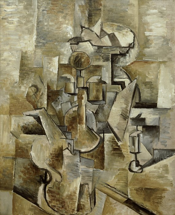 Key Difference Between Analytical and Synthetic Cubism