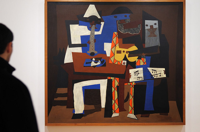 Difference Between Analytical and Synthetic Cubism