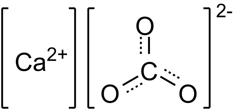 Difference Between Calcium Lactate and Calcium Carbonate