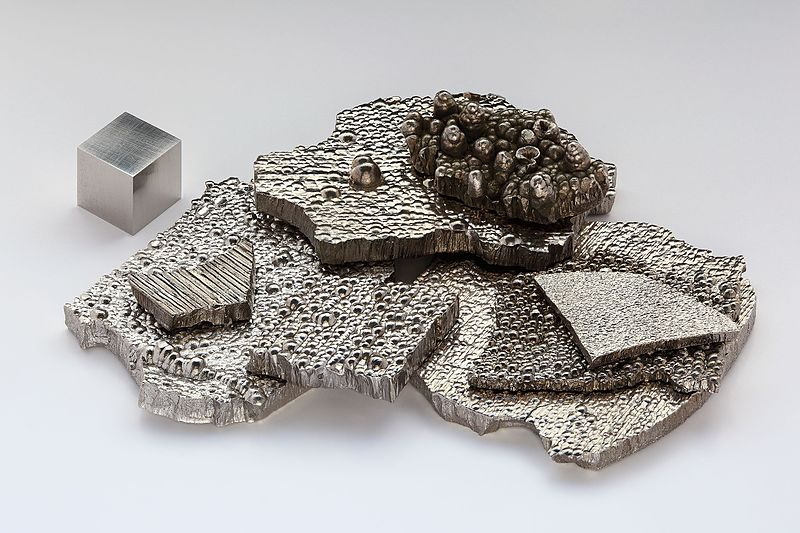 Key Difference Between Cobalt and Titanium