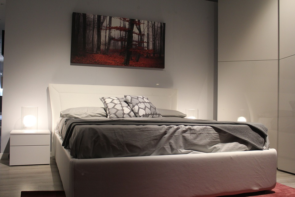 Contemporary What Is A Double Bed Collection