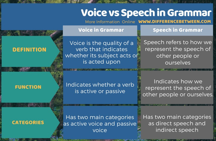 difference between direct and indirect speech pdf