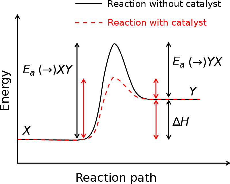 Difference Between Activation Energy and Threshold Energy