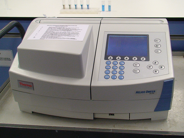 Key Difference Between Flame Photometer and Spectrophotometer