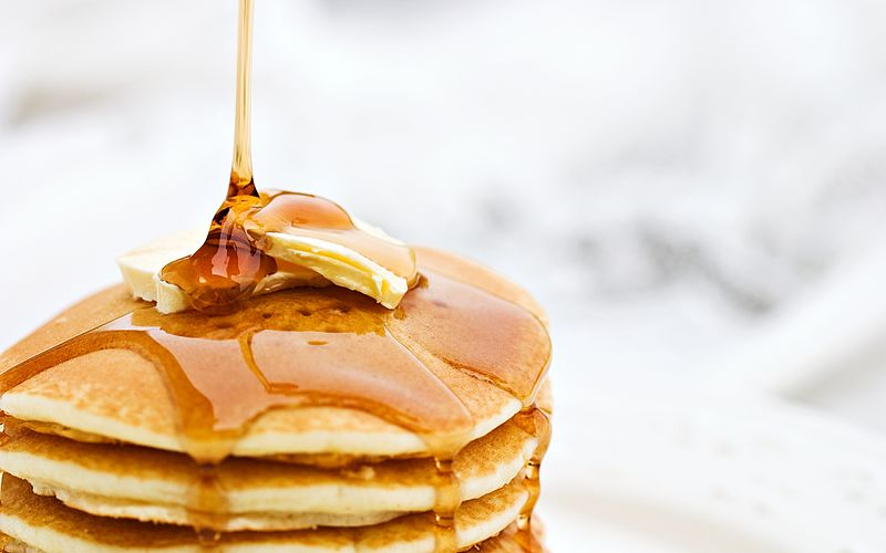 Difference Between Flapjacks and Pancakes