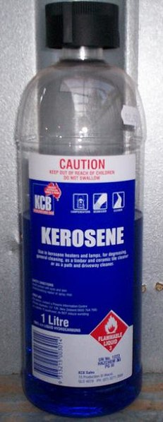 Key Difference Between Paraffin and Kerosene