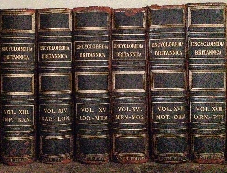 Key Difference Between Almanac and Encyclopedia
