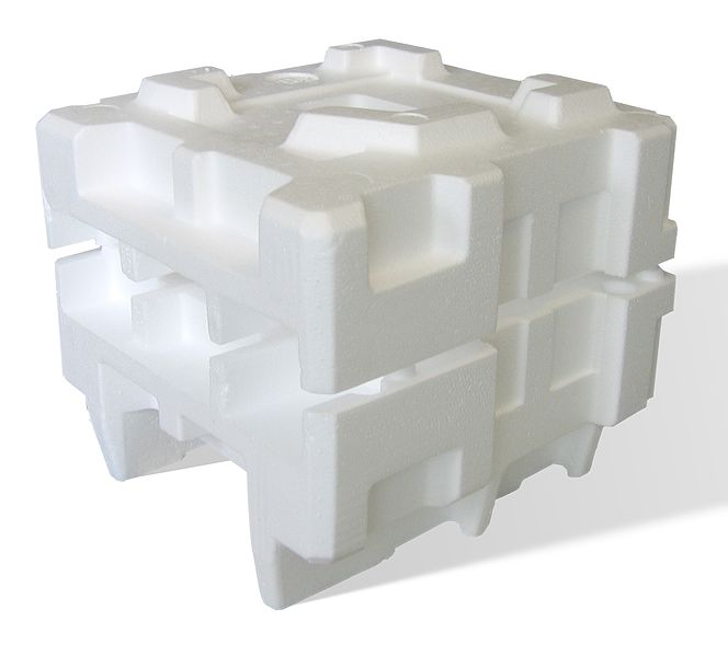 Difference Between Polystyrene and Styrofoam_Fig 01