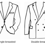 Difference Between Single Breasted and Double Breasted