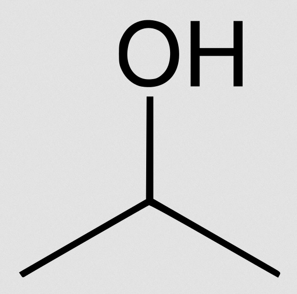Difference Between 2 Propanol and Isopropanol_Fig  01