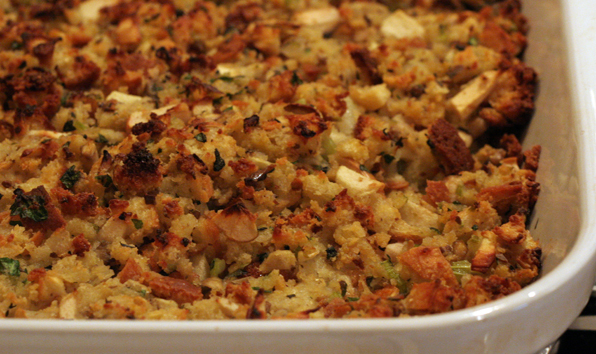 Key Difference Between Stuffing and Dressing