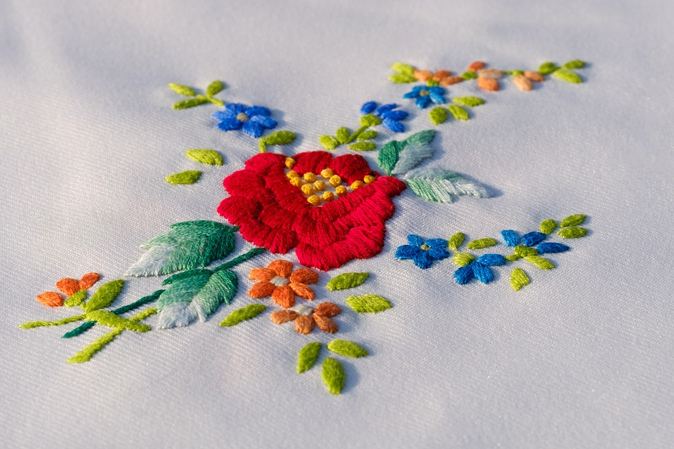 Difference Between Cross Stitch and Embroidery_Figure 1