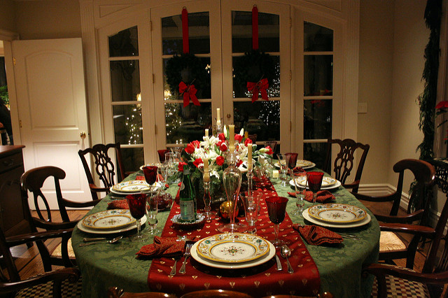 Difference Between Thanksgiving and Christmas Dinner_Figure 3