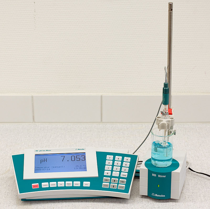 Difference Between pH Meter and Potentiometer