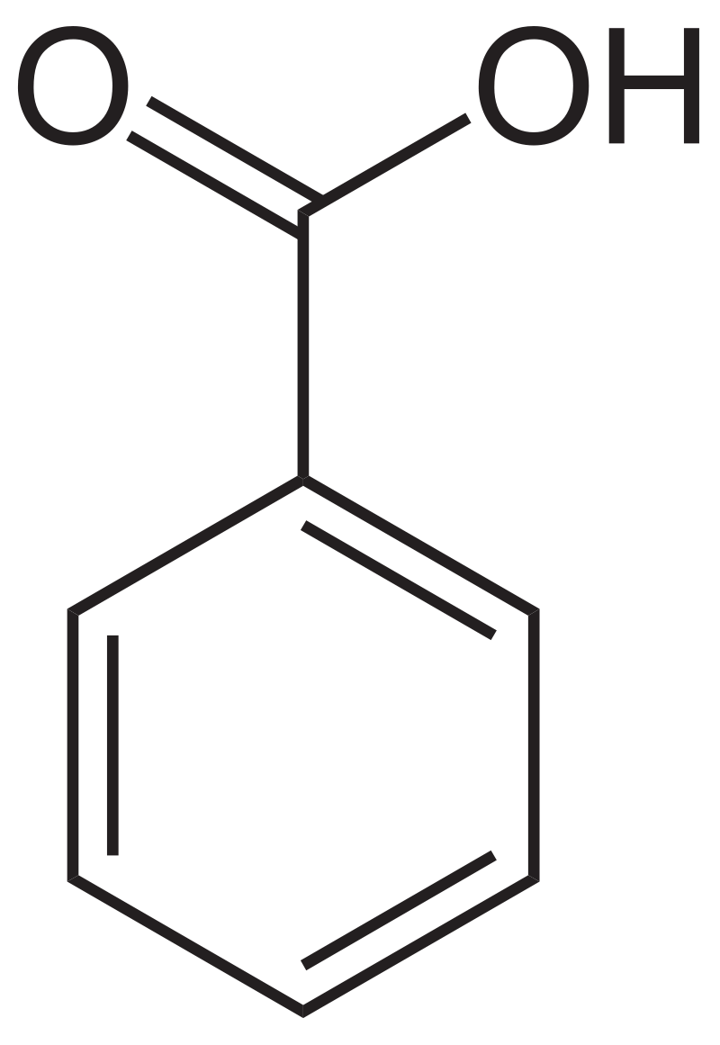 Key Difference - Benzoic Acid vs Ethyl Benzoate
