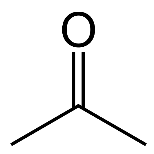 Key Difference - Xylene vs Acetone