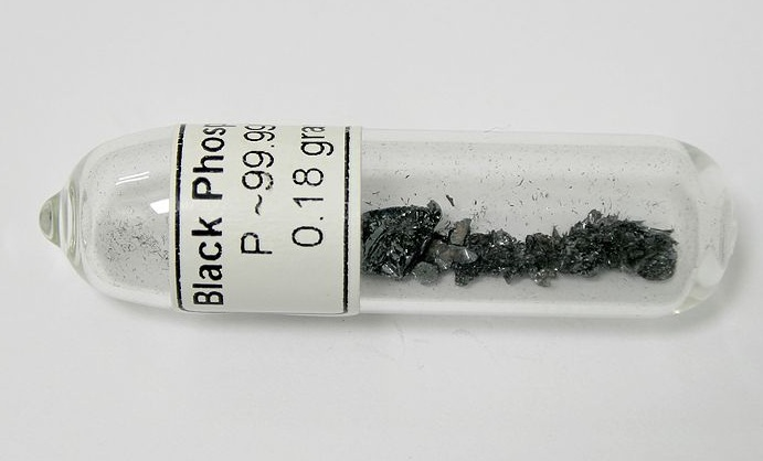 Difference Between Alpha and Beta Black Phosphorus