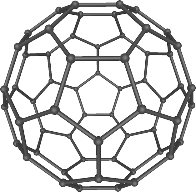 Key Difference - Diamond Graphite vs Fullerene