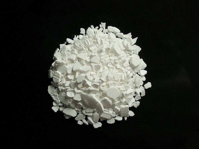 Difference Between Calcium Chloride and Calcium Chloride Dihydrate