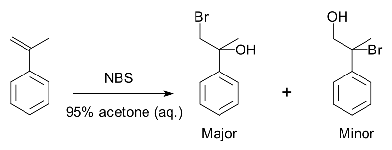 Difference Between Regioselectivity and Stereoselectivity