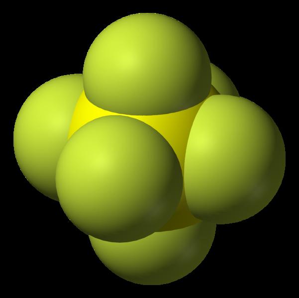 Key Difference - Sulfur Hexafluoride vs Disulfur Tetrafluoride