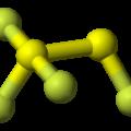 Difference Between Sulfur Hexafluoride and Disulfur Tetrafluoride