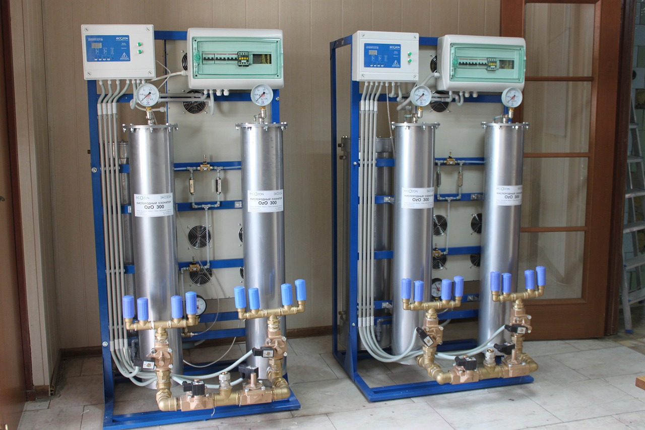 Difference Between Chlorination and Ozonation