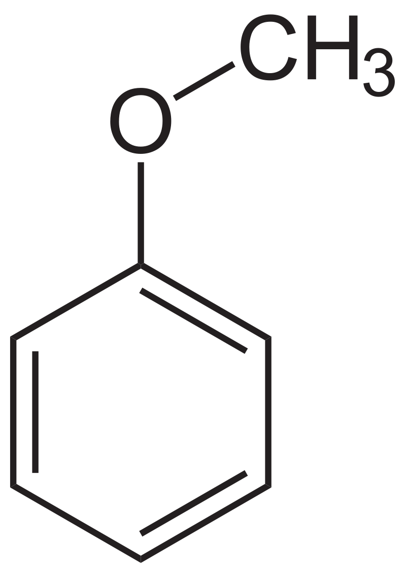 Difference Between Anisole and Diethyl Ether