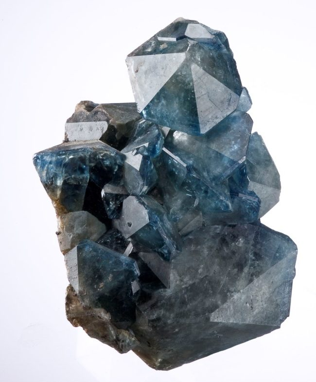 Difference Between Fluorapatite and Hydroxyapatite