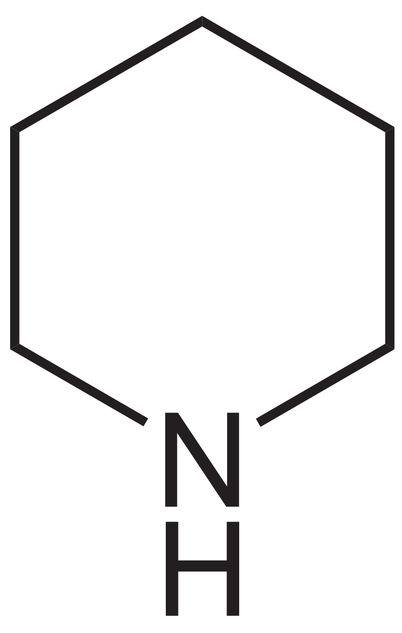 Key Difference - Pyrrolidine vs Piperidine