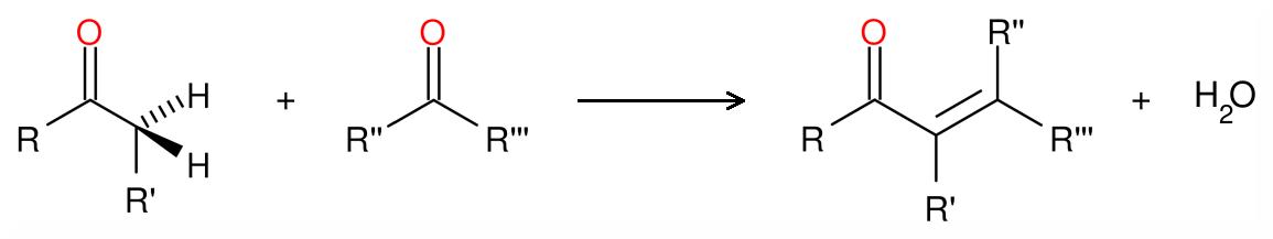 Key Difference - Aldol Condensation vs Claisen Condensation